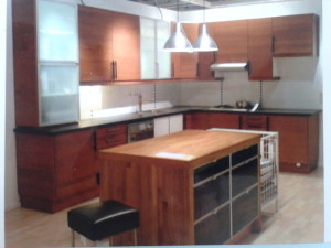 kitchen set dapur