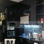 pembuatan kitchen set minimalis jakarta barat