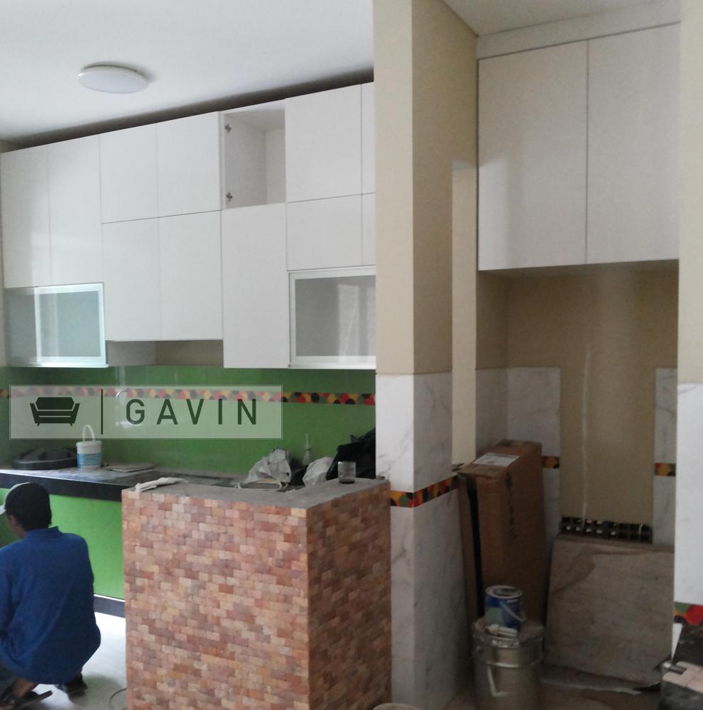 Harga kitchen set minimalis di bsd serpong terkini for Harga kitchen set duco per meter