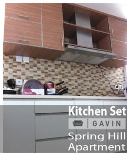 Referensi Kitchen Set Di Serpong