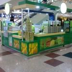 pembuatan stand booth makanan dan pameran
