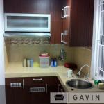 Kitchen set dapur kotor klien area pos pengumben