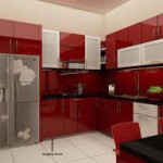 Pembuatan Kitchen Set di Tangerang dengan Finishing HPL