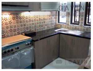 kitchen cabinet dapur basah matoa depok kitchen set