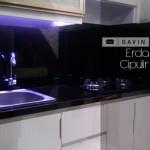 kitchen set minimalis modern murah di cipulir jakarta selatan
