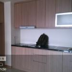 Portfolio Kitchen Cabinet dan lemari minimalis apartment casagrande