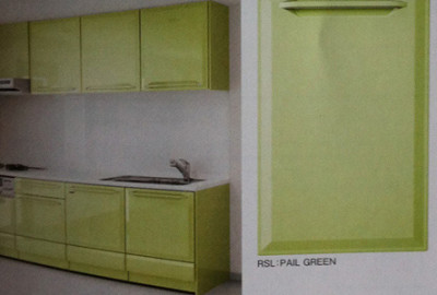 enameled door and cabinet type 4