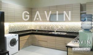 Kitchen Sets Finishing HPL Di Jakarta Barat