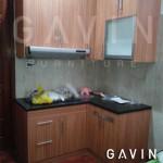 Kitchen Set HPL Klien Di Condet Jakarta Timur