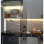 Kitchen Set Minimalis Dengan Hpl Di Bintaro