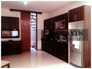 Harga Kitchen Set Finishing HPL Ibu Astri Ciputat