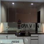 Kitchen Set Minimalis Milik Ibu Ruci Di Mampang Jakarta Selatan