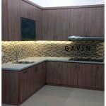 Kitchen Set Minimalis Untuk Klien Di Cipulir Jakarta Selatan