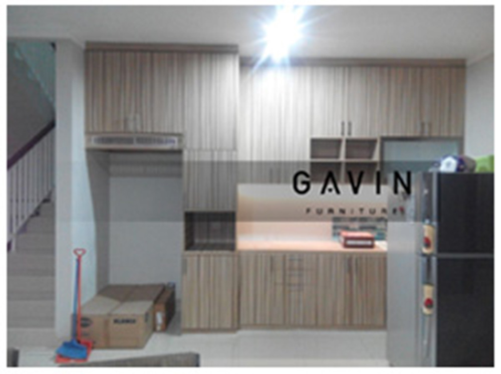 Kitchen set harga bagus for Harga kitchen set per meter