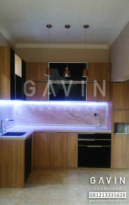 Kitchen Set Minimalis Murah By Gavin Furniture