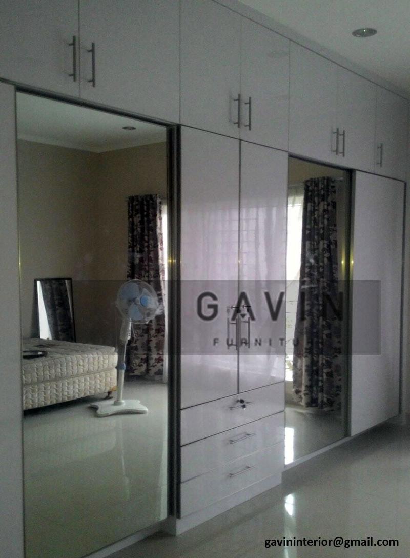 Beli lemari kitchen set minimalis lemari pakaian for Kitchen set hpl putih