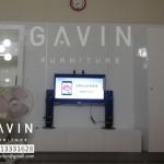Harga Backdrop TV Per Meter Finishing Duco Di Jatiwarna Bekasi