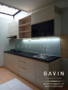 Informasi harga kitchen set 2017 finishing hpl di batu for Harga kitchen set stainless