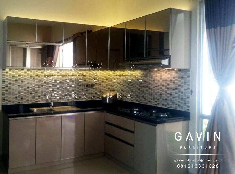 50 gambar kitchen set model minimalis dan klasik kitchen - Design interior kitchen set minimalis ...