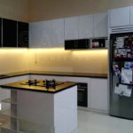 Proses Dan Hasil Pembuatan Kitchen Set Project Di Kalimalang