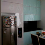 Contoh Model Kitchen Set Minimalis Dapur Bersih Di Cakung