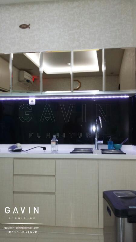 Gavin furniture jual kitchen set minimalis di benhil for Jual aksesoris kitchen set