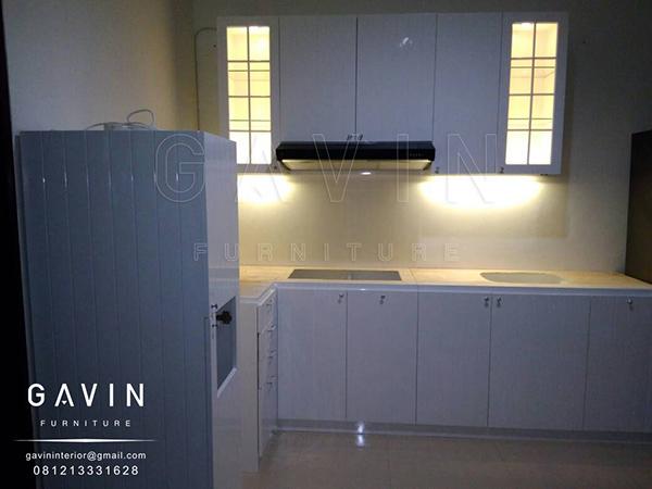 081213331628 Lemari Sliding Custom Kitchen Set Klasik Yang Banyak