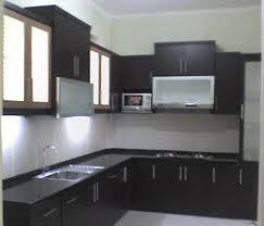 Rak1 Kitchen Set Minimalis Lemari Pakaian Custom Hpl Duco Dan