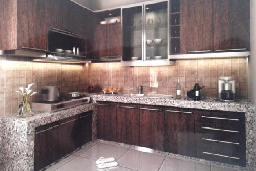 Kitchen set minimalis bagaimana memilih dan menatanya for Buat kitchen set sendiri