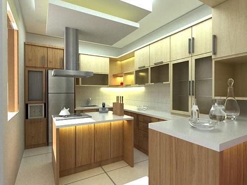Pembuatan kitchen set proses dalam beberapa tahapan for Ukuran rak piring kitchen set