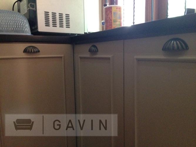 handle profile kitchen set - gavin