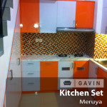 kitchen set HPL meruya - Gavin