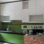 kitchen set bersih cilandak - gavin
