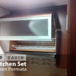 kitchen set dapur kotor-gavin