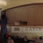 kitchen set klasik depok - gavin