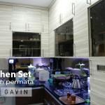 kitchen set minimalis jakarta-gavin