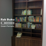 rak buku-green-gavin
