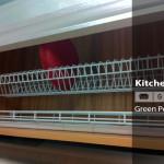 Kitchen set bsd tampil dengan desain terkini kitchen set for Harga pasang kitchen set
