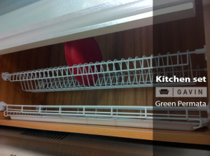 Harga Kitchen Set Bsd