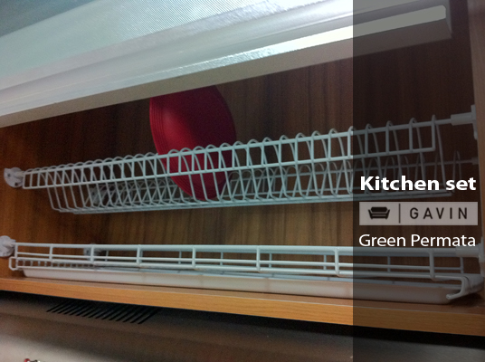 Harga Kitchen Set Bsd