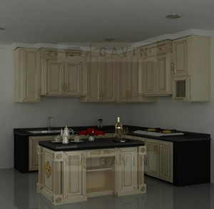 Kitchen Set Boulevard Gading Serpong