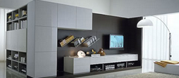 backdrop tv rak cabinet