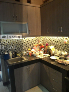 kitchen set mini di bintaro