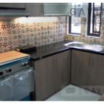 kitchen cabinet dapur basah matoa depok
