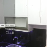 kitchen set minimalis modern cipulir E