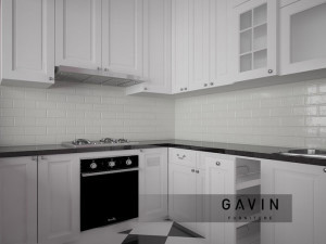 Kitchen Set American Style Hasil Karya Gavin Furniture