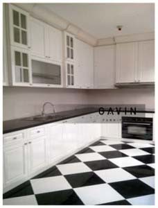 Kitchen Set Klasik Hasil Karya Gavin Furniture