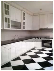 Kitchen Set Klasik Hasil Karya Gavin Furniture