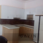 Kitchen Set Dengan Breakfast Table Klien Di Ternate