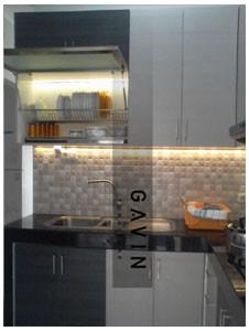 Kitchen Set Minimalis Di Metro Permata Bintaro